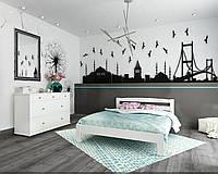 Кровать Студентс ящиками комбинированными (цвет в ассортименте) 1400*2000 - ящики 2 шт