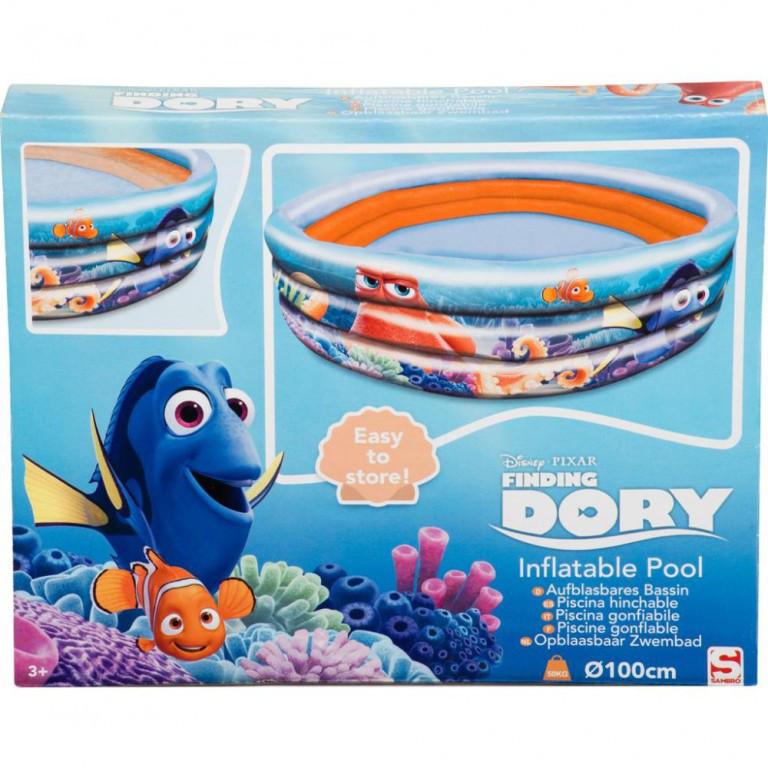 Детский бассейн Finding Dory 100см⌀