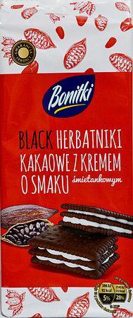 Печиво Bonitki Black 216 гр.