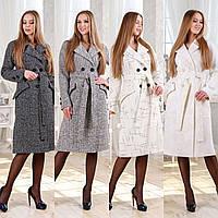 Женское пальто демисезонное  (р 44-54)