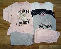 Комплект 3 в 1 для девочек оптом, Sincere, 12-36 мес.,  № CJ-1746, фото 1