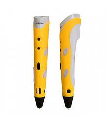 3D ручка Myriwell RP 100a Желтая (без дисплея)