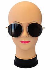 Женские стильные солнцезащитные очки, сонцезахисні окуляри  Aedoll 3210, фото 2