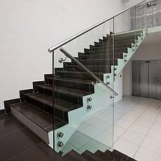 Лестничные перила, ограждение лестницы под заказ