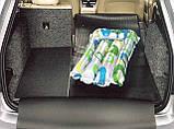 Килимок розкладний двосторонній в багажник для Skoda Octavia A7 Combi, фото 2