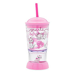 Стакан тумблер Дисней Кошка Мари из м/ф Коты Аристократы/  Marie Aristocats BPA free Tumbler Cup Disney