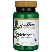 Мелатонин ЗДОРОВЫЙ СОН 1 мг 120  капс США