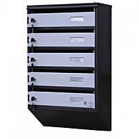 Ящик почтовый в подъезд ЯП-08М (8 секций)