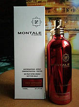 Montale Red Vetyver tester (реплика)