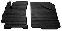 Резиновые передние коврики для Daewoo Lanos / Sens 1997- (STINGRAY)