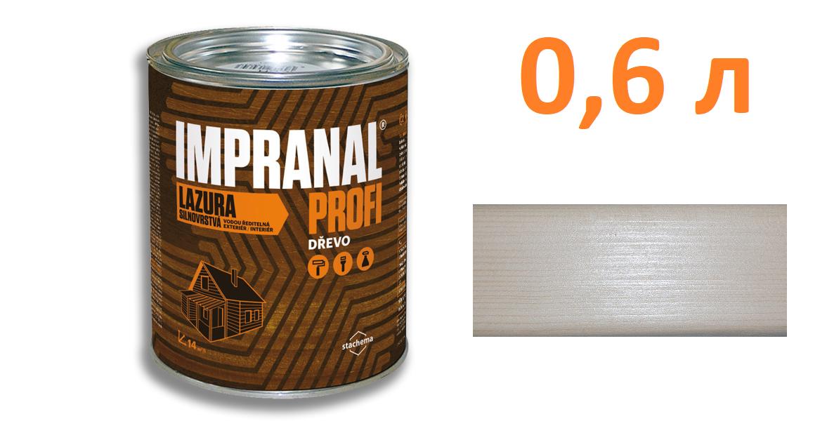 IMPRANAL PROFI Стійкий лазурний лак (Безбарвний; 0,6 л.)