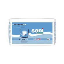 """Підгузники для дорослих """"Seni"""" Standart Air 3( large) №30"""