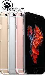 "Оригинальные apple iphone 6S 64GB refurbished (FKQN2) ""Space Gray"" gold """
