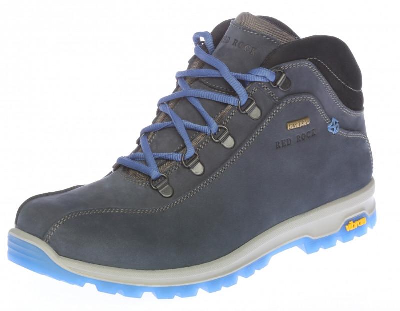 Мужские ботинки зимние ReD RoCk 12937 синие