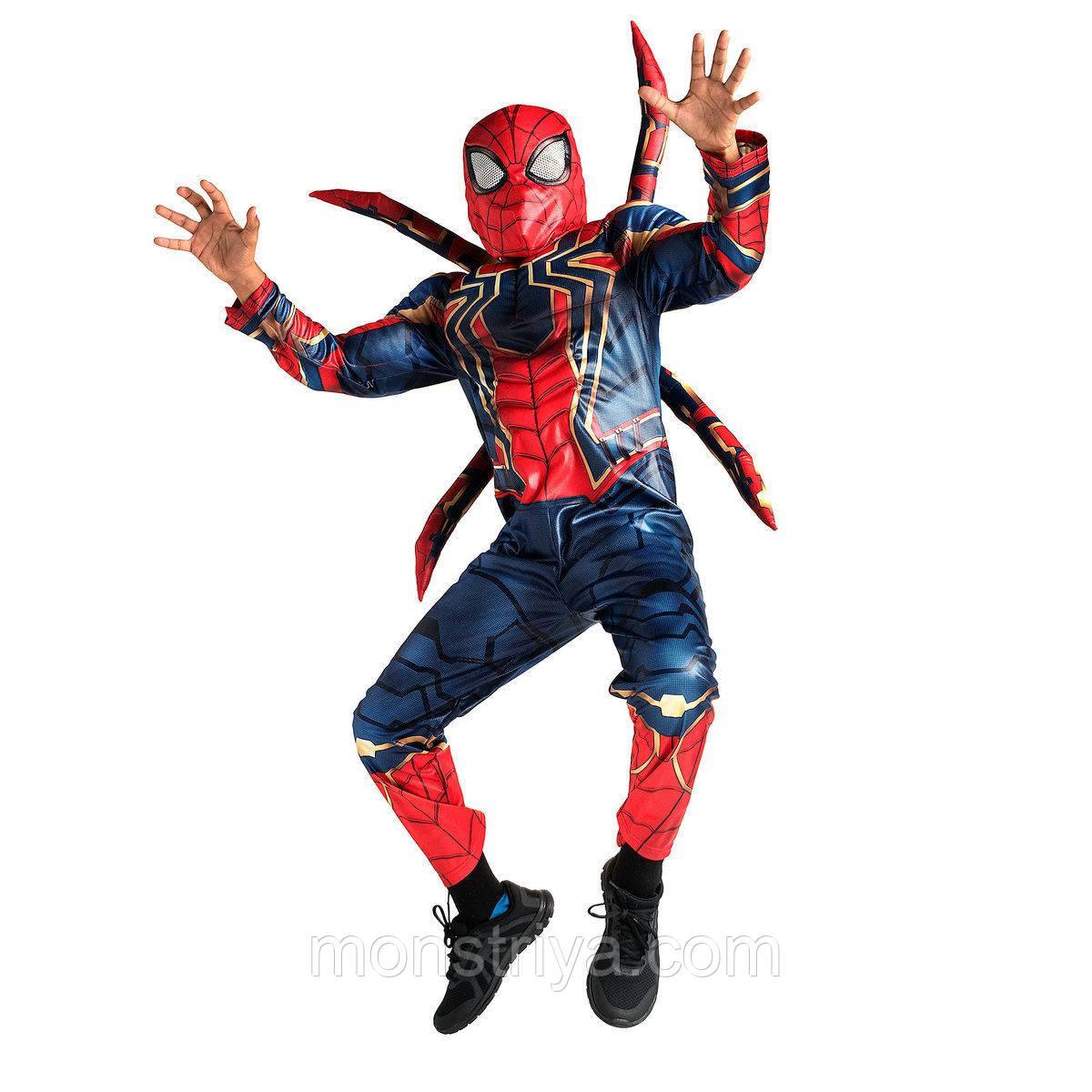 Новинка! Карнавальный костюм Человек-паук Дисней Spider-Man DISNEY 2018