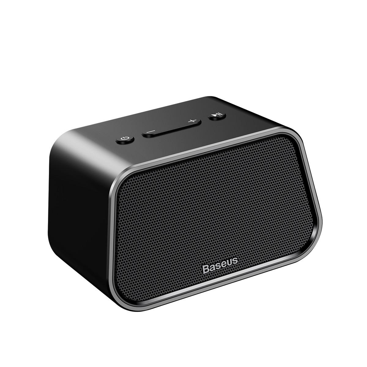 Портативная Bluetooth колонка  Baseus Encok Е2 черная
