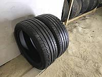 Шины бу лето 205/45R17 Dunlop Sport Maxx 2шт 6+мм