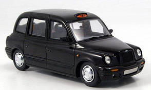 London Taxi TX1 2002г. 1/43 SPARK 142384