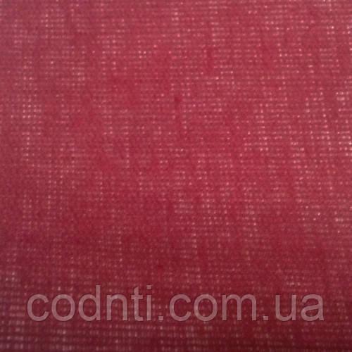Материал переплетный Коленкор бордовый (Украина)
