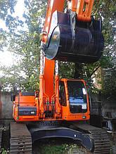 Новый гусеничный экскаватор Doosan DX340LCA