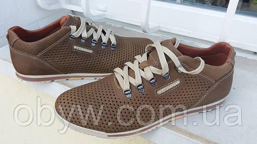 Летние польские туфли