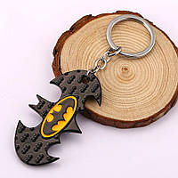 Брелок металлический Супергерои Бэтмен