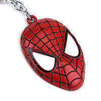 Брелок металлический Супергерои маска Spiderman