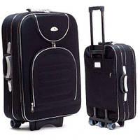 Чемодан дорожный на колесах suitcase 801  Середный
