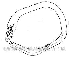 Ручка дугоподібна бензопили PARTNER P 738, P742, P840, McCULLOCH CS330, CS360, CS370, CS 400