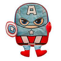 Детский Рюкзак «Капитан Америка Плюшевый»