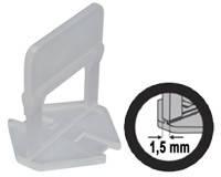 Основа для укладки плитки толщиной 3-12 мм (шов 1,5 мм) 500шт