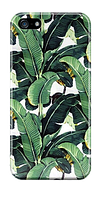 Чехол дляiphone 5 / 5s / 5se листья крупные
