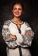 Вышиванка женская в украинском стиле
