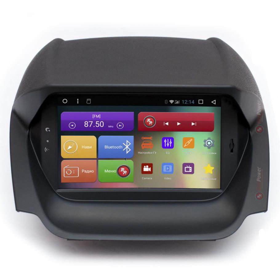 Штатная автомагнитола Redpower RP51047RIPS DSP для Hyundai IX35 Android 7.1.1 (Nougat)