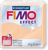 Брусок Fimo Effect персик пастель 405 - 56гр.