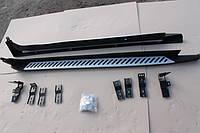 Боковые пороги BMW X3 F25
