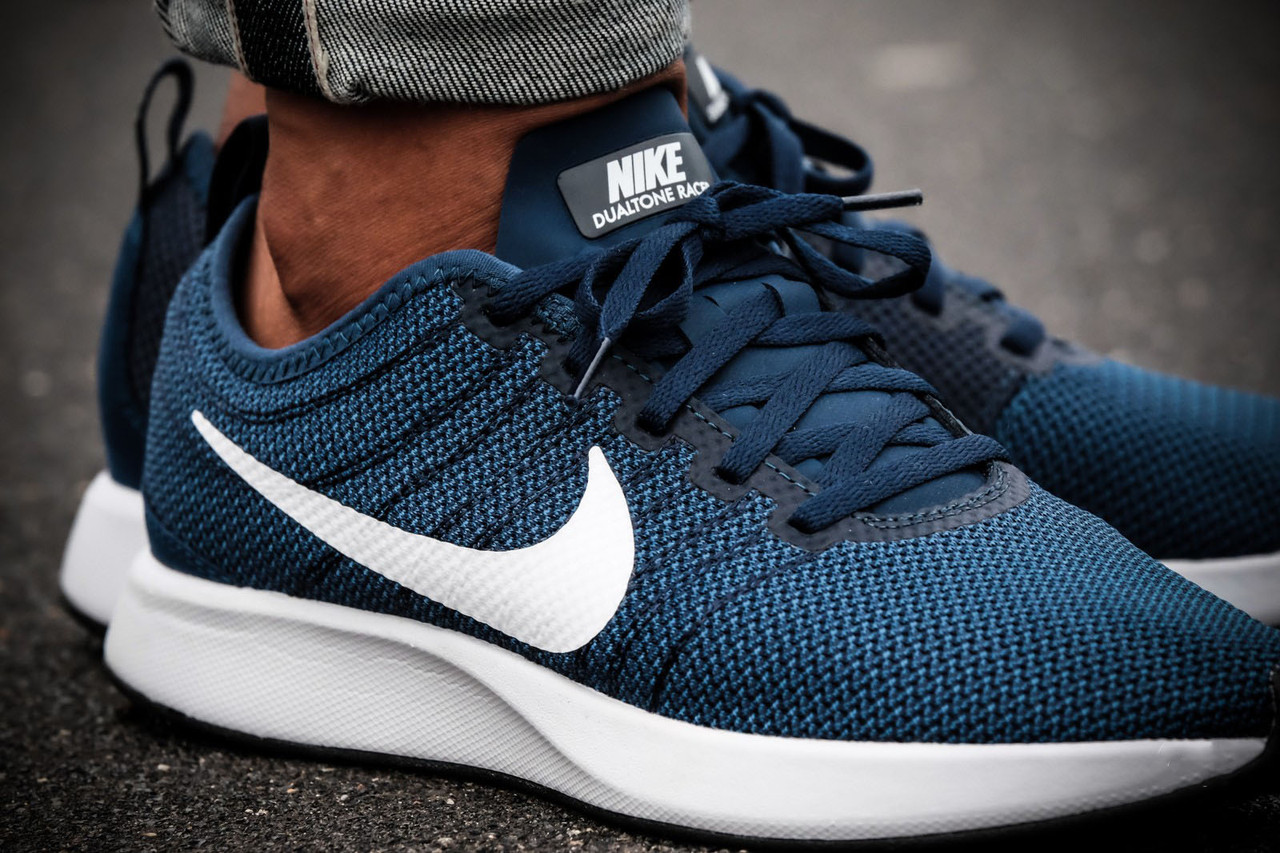 Fast Pack Dualtone Racer Trainers In Blue 918227-400 - Blue Nike FqBqwV7hM