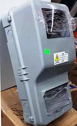 Бокс пластиковый герметичный NIK DOT 3; IP54 new под 3-ф счетчик