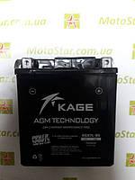 Аккумулятор KAGE KGX7L-BS