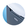 Автохолодильник 35 л, Ezetil EZC35 12/24/100-240 V, фото 4