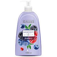 Мило рідке Gallus HandSeife blueberry 1 л