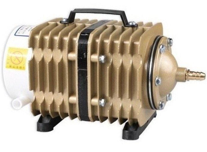 Поршневой компрессор для пруда SunSun ACO-012