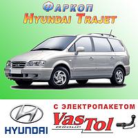 Фаркоп Hyundai Trajet (прицепное Хундай Траджет), фото 1