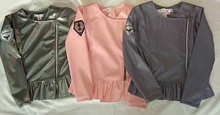 Легкая куртка ветровка для девочки подростка (2303/28)