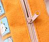 Пенал школьный Автобус оранжевый, фото 3