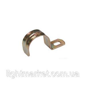 Скоба металлическая (односторонняя), фото 2