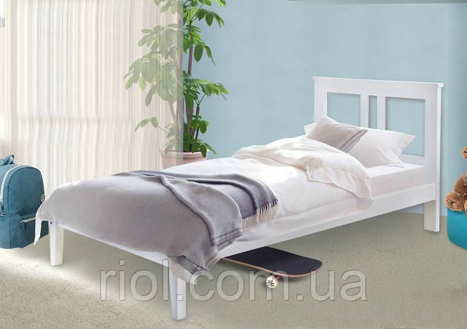 Кровать из массива бука Бесси