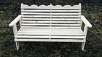 Садовая скамейка для отдыха Адирондак / Adirondack