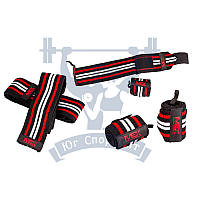 MEX Nutrition Wrist Wraps ремни лямки пауэрлифтинг для зала для тренировок