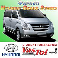 Фаркоп Hyundai GrandStarex (прицепное Хундай Гранд Старекс), фото 1